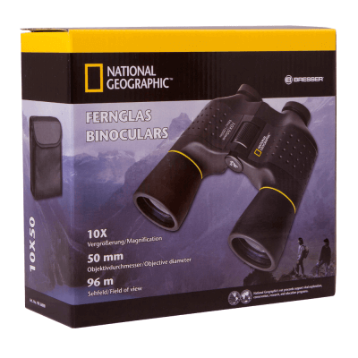 Бинокль Bresser National Geographic 10x50 - 7