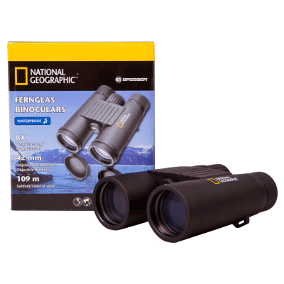Бинокль Bresser National Geographic 8x42 WP - 6
